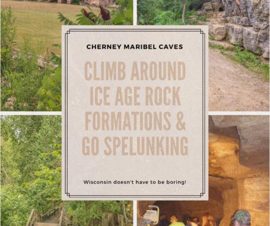 Cherney Maribel Caves County Park