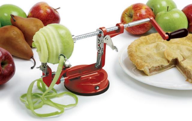Apple Corer and Peeler