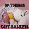 57 Theme Gift Baskets you can make