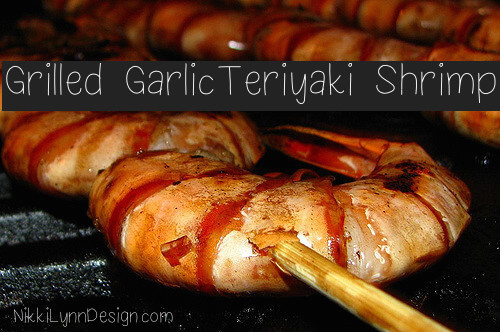 Garlic Teriyaki Shrimp