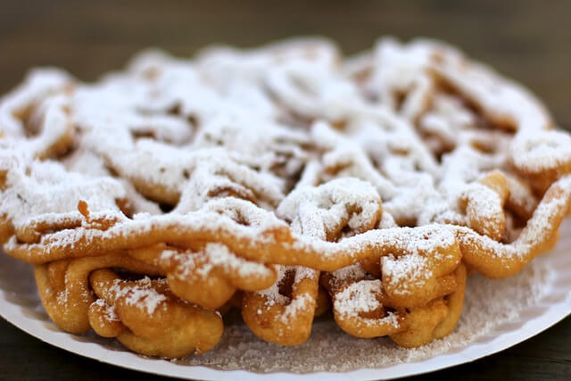 How to Make Fair Quality Funnel Cakes