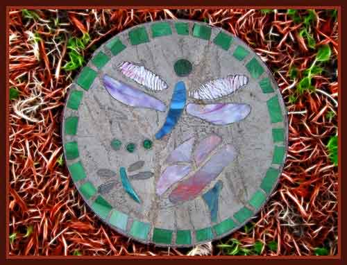 Stepping Stone for the garden