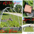DIY Cold Frame Garden Box - Extend Your Growing Season in Cold Weather