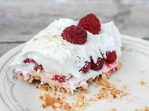 Raspberry Torte Recipe I Nikki Lynn Design