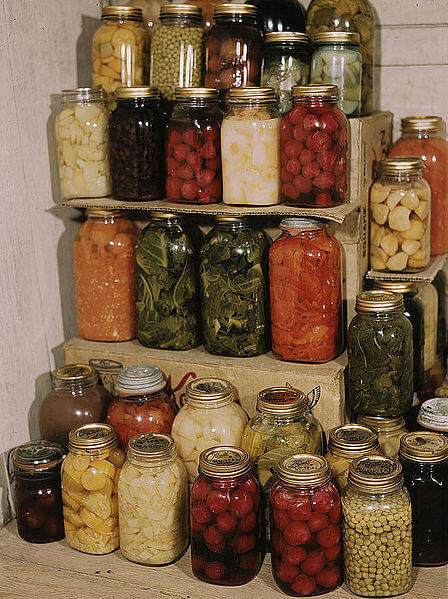 There really is no trick to canning. There is a method. It is fairly easy to do. Just follow the rules and have the right materials on hand. Read how to can fruits and vegetables and what you will need for the basics.