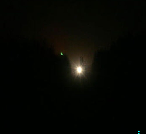 Paulding Lights Upper Michigans Unexplainable Phenomenon