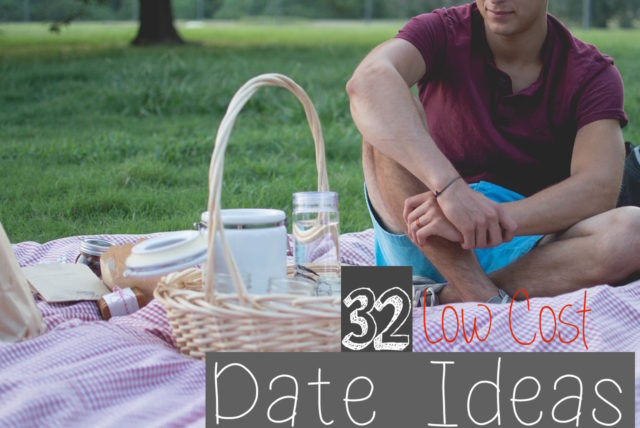 32 FUN and Low Cost Dates - Date and have fun without breaking the bank