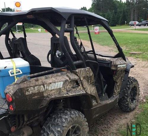 ATV UTV Trails Oconto County