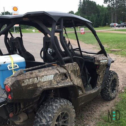 ATV UTV Trails Oconto County