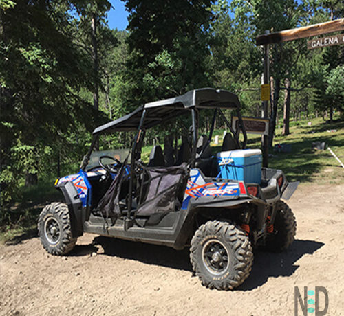 Black Hills National Forest UTV Adventure