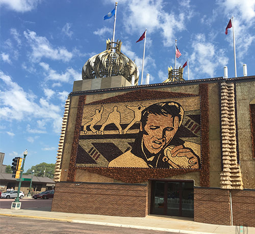 Corn Palace South Dakota