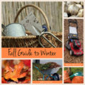Fall Guide to Winter - Jobs that need to be completed before the snow flies.