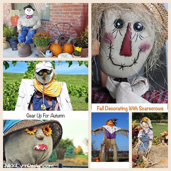 Scarecrow Ideas For Fall Nikki Lynn Design