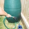 Rain Barrels to Survive Droughts