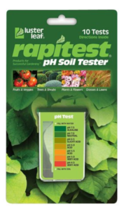 How Do You Test Your Soil pH - In plain English, a high or low pH can cause the plant to not grow properly and it can fail to flower and/or produce. The reason we garden lies in the end result, the product at the end.
