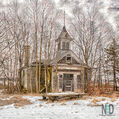 Denmark Wisconsin Old School? or Church?