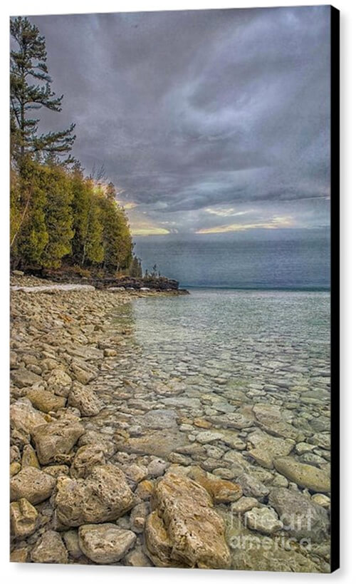 Cave Point County Park Door County Wisconsin Photography Prints Available