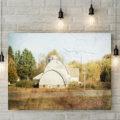 Sweet fields barn- Fine Art Photography Print