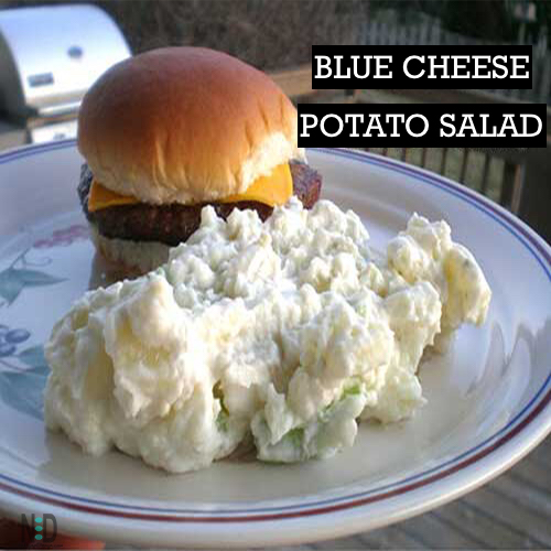 Blue Cheese Potato Salad Recipe