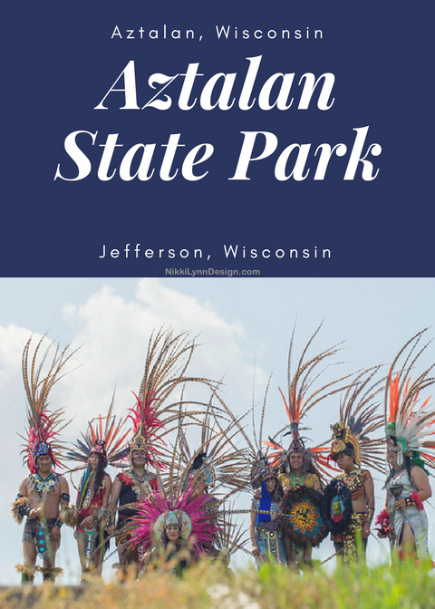 Aztalan State Park Jefferson County Wisconsin