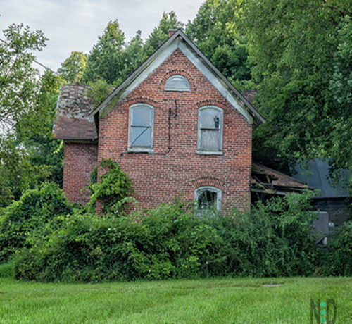 Belgian Brick Home and Additional Buildings From the Brussels, Rosiere, Walhain, Luxemburg United States Areas.