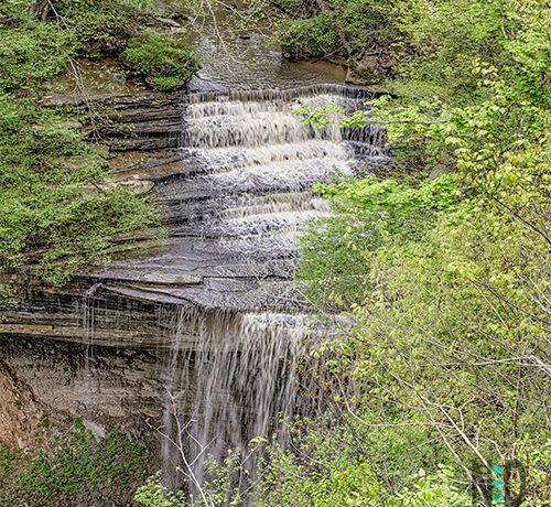 Clifty Fall State Park Indiana