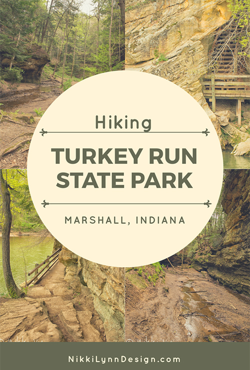 Turkey Run State Park Marshall Indiana