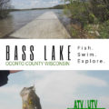 Bass Lake Chequamegon-Nicolet National Forest in Oconto County Wisconsin ATV & UTV Trail Access