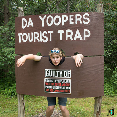 Da Yoopers Tourist Trap Ishpeming, Michigan