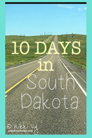 10 Days in South Dakota Trip Wisconsin to South Dakota