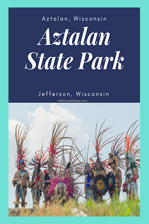 Aztalan State Park in Jefferson Wisconsin
