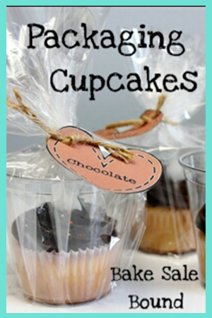 How to Package Cupcakes for Bake Sales