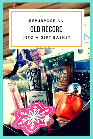 How to Recycle an Old Record Into a Basket or Bowl