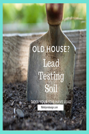 How to Test Your Soil For Lead