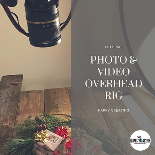Tutorial Photo and Video Overhead Rig