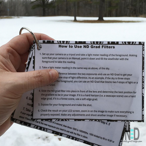 Learn How to Take Your Camera Off Auto Printable Cards