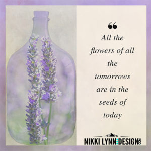 All of the tomorrow inspirational quote available on canvas, cards,totes