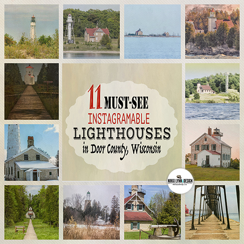 11 Must-See Lighthouses in Door County Wisconsin