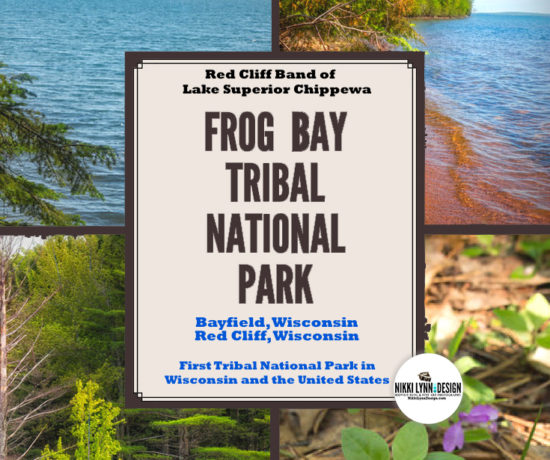 Frog Bay Tribal National Park Bayfield Wisconsin