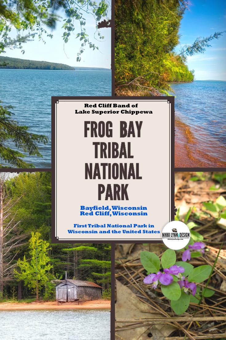 Frog Bay Tribal National Park Bayfield Wisconsin