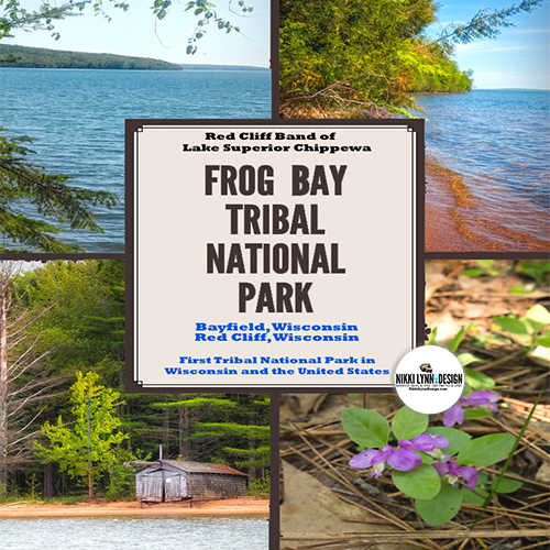 Frog Bay Tribal National Park