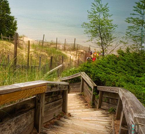 Whitefish Dunes State Park Door County Wisconsin