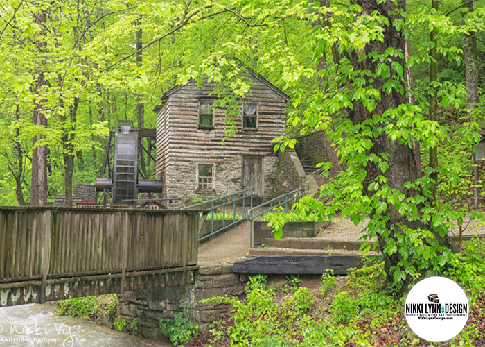 1798 Rice Grist Mill Lake City TN