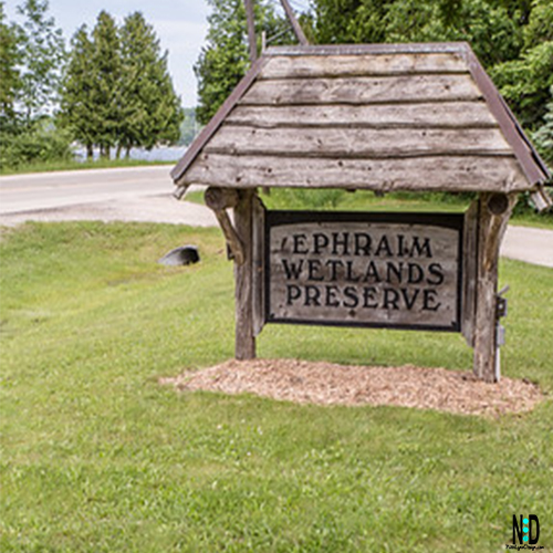 Ephraim Wisconsin Wetlands Preserve