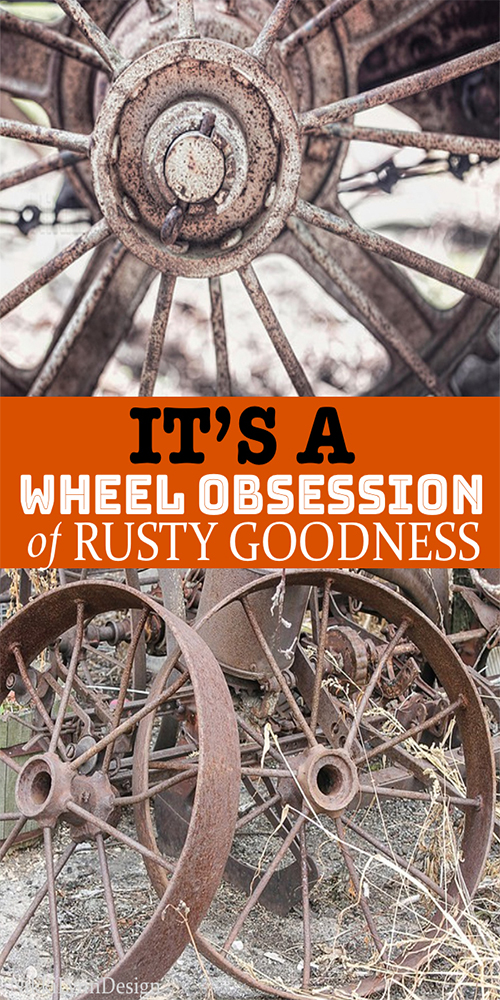 Its a Wheel Obsession With Rust