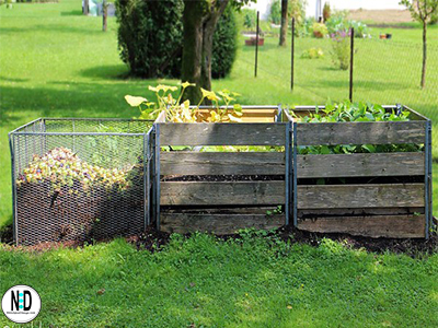 Starting A Compost Pile